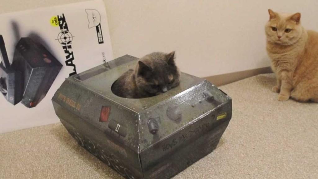 猫戦車はこう戦う、7つの基本ルールと攻略法