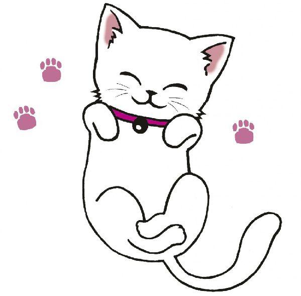 猫の絵を描くときの7つのポイントをお教えします。