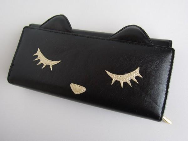 猫柄の財布が今人気!画像で紹介する猫雑貨