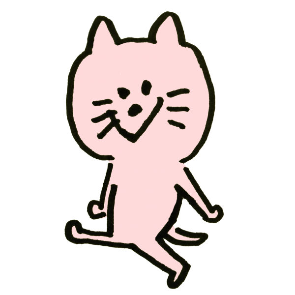 猫のイラストをうまく書きたい時に抑えるべきポイント